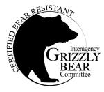 CERTIFIED BEAR RESISTANT